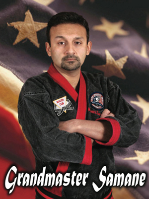 Grandmaster Ed Samane