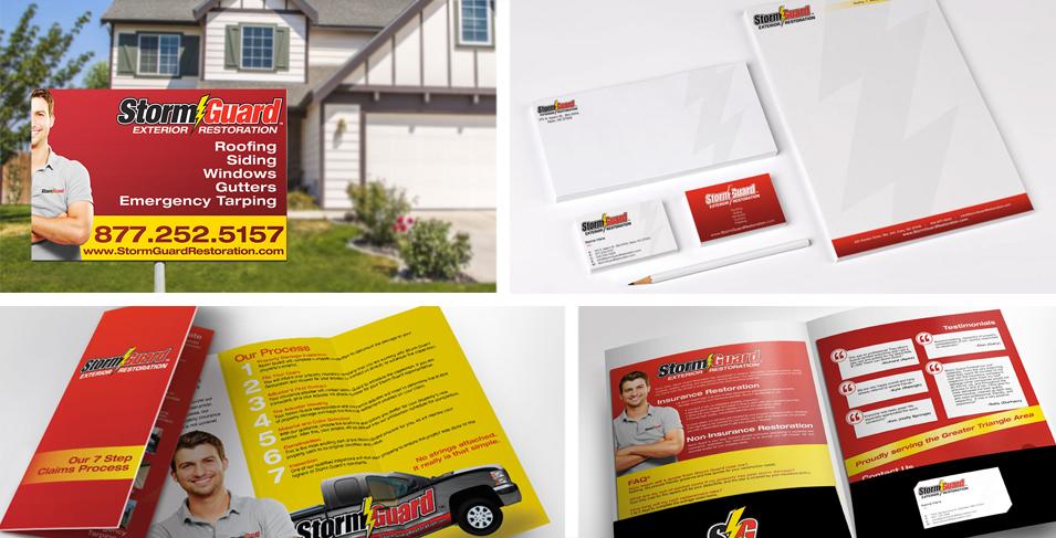 Storm Guard Marketing Materials
