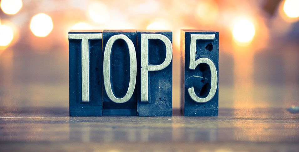 Rhino7's Top Five Blogs- Featured Image